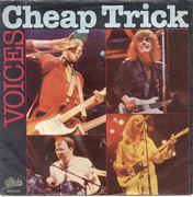 7inch Vinyl Single - Cheap Trick - Voices