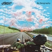 Double LP - Chemical Brothers - No Geography - 180 Gr