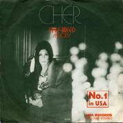 7inch Vinyl Single - Cher - Half-Breed