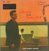 LP - Chet Baker - Chet Is Back! - 180g Vinyl
