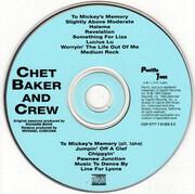 CD - Chet Baker & Crew - Chet Baker & Crew
