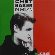 CD - Chet Baker - In Milan - Digipak