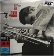 LP - Chet Baker - In New York - 180g Limited Edition / Deluxe Gatefold Sleeve