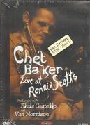 DVD - Chet Baker - Live At Ronnie Scott's - Still sealed