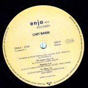 LP - Chet Baker - Peace