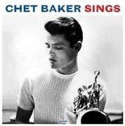 LP - Chet Baker - Chet Baker Sings - 180GR. BLUE VINYL
