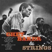LP - Chet Baker - Chet Baker & Strings