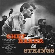 LP - Chet Baker - Chet Baker & Strings - HQ-Vinyl