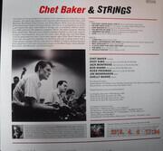 LP - Chet Baker - Chet Baker & Strings - High-Fidelity Plus. Still Sealed
