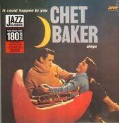 LP - Chet Baker - It Could Happen To You - 180g / DMM