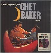 LP - Chet Baker - It Could Happen To You - purple vinyl
