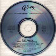 CD - Chet Baker - Once Upon A Summertime