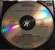 CD - Chet Baker - Plays The Best Of Lerner & Loewe
