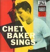LP - Chet Baker - Sings - 180g