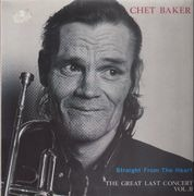 LP - Chet Baker - Straight From The Heart - The Great Last Concert, Vol. II
