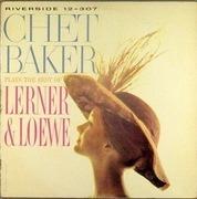 LP - Chet Baker - Plays The Best Of Lerner & Loewe