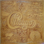 Double LP - Chicago - Chicago VII - Embossed sleeve