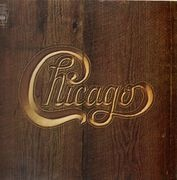 LP - Chicago - Chicago V - with poster