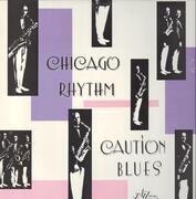 LP - Chicago Rhythm - Caution Blues - Rare Dixieland