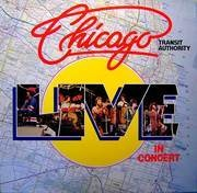 LP - Chicago Transit Authority - Live In Concert