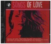 CD - Chicago, Tom Jones, Temptations a.o. - Songs Of Love
