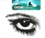 CD Single - Chicane Featuring Maire Brennan - Saltwater