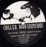 LP - Chill E. B. - Born Suspicious