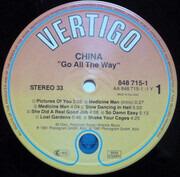 MC - China - Go All The Way - Still Sealed.