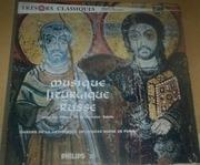 LP - Choir Of The Russian Orthodox Cathedral, Paris - Musique Liturgique Russe - Gatefold