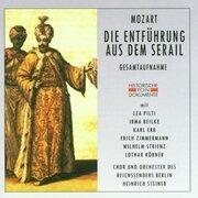 Double CD - Mozart - Die Entführung aus dem Serail