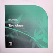 12inch Vinyl Single - Chris Domingo - The EP Disc 2