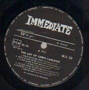 LP - Chris Farlowe - The Art Of Chris Farlowe - original italian