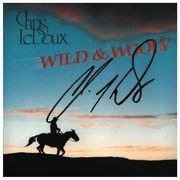 CD - Chris LeDoux - Wild And Wooly - Signed