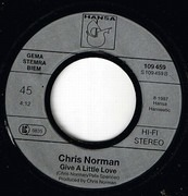 7inch Vinyl Single - Chris Norman - Sarah (You Take My Breath Away)