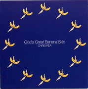 7inch Vinyl Single - Chris Rea - God's Great Banana Skin