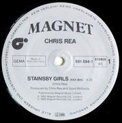 12inch Vinyl Single - Chris Rea - Stainsby Girls