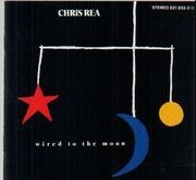 CD - Chris Rea - Wired to the moon