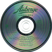 CD - Chris Rea - Auberge