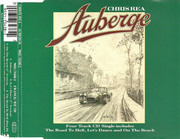 CD Single - Chris Rea - Auberge