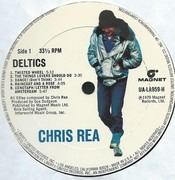 LP - Chris Rea - Deltics