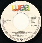 7inch Vinyl Single - Chris Rea - Driving Home For Christmas The Christmas EP - Original German EP