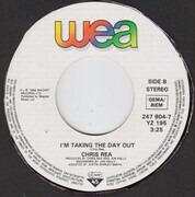 7inch Vinyl Single - Chris Rea - On The Beach (Summer '88)