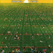 LP - Chris Rea - Tennis