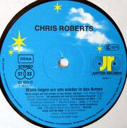 LP - Chris Roberts - Wann Liegen Wir Uns Wieder In Den Armen