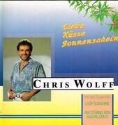 LP - Chris Wolff - Liebe, Küsse, Sonnenschein