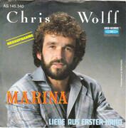 7inch Vinyl Single - Chris Wolff - Marina