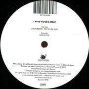12inch Vinyl Single - Chris Wood & Meat - Cock Robin (Mr. G's RA Dub) / Toni's Pipe