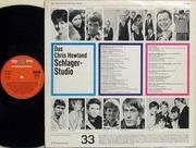 LP - Udo Jürgens, Rex Gildo, Massiel, a.o. - Das Chris Howland Schlager-Studio