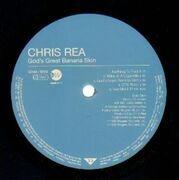 LP - Chris Rea - God's Great Banana Skin
