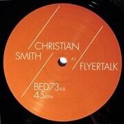 12inch Vinyl Single - Christian Smith - Flyertalk / Friendly Skies